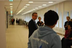 Startup Sweden Bootcamp 2